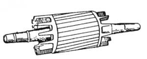 Động cơ không đồng bộ 3 pha lồng sóc nhỏ