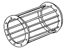 Động cơ không đồng bộ 3 pha lồng sóc lớn