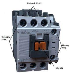 cách kiểm tra contactor là gì
