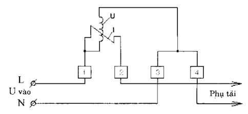 cấu tạo công tơ điện 1 pha
